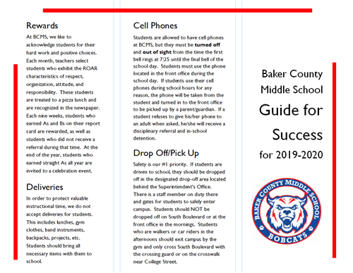 Guide for Success page 1