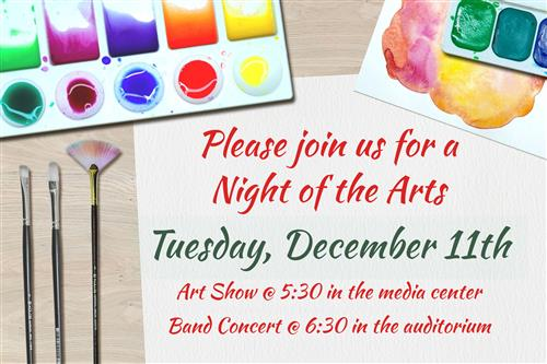 Night of the Arts
