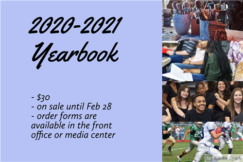 Yearbook order