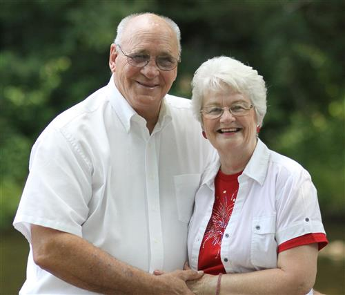 Don and Sharon Boyett